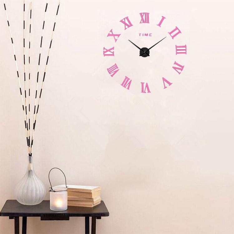 suwumu Розовый цвет настенные часы русалочка