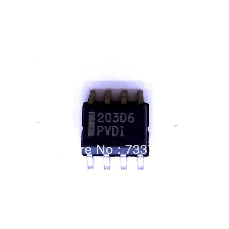 IC 50pcs 203d6 ncp1203d60r2g sop8