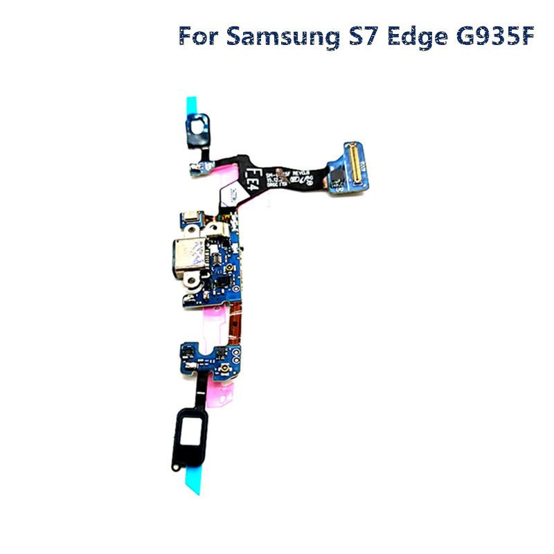 jskei Для Samsung S7 Edge G935F usb зарядное устройство док станция для зарядки порт flex кабель для samsung galaxy tab 4 sm t530nu