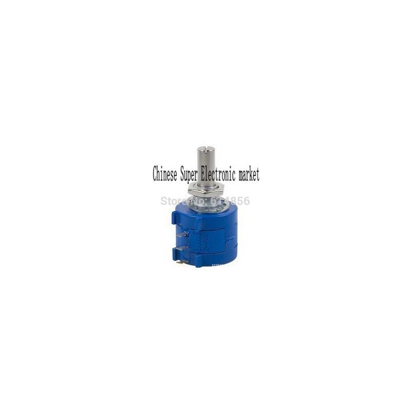IC 100w 50 ohm ceramic wirewound potentiometer variable resistor