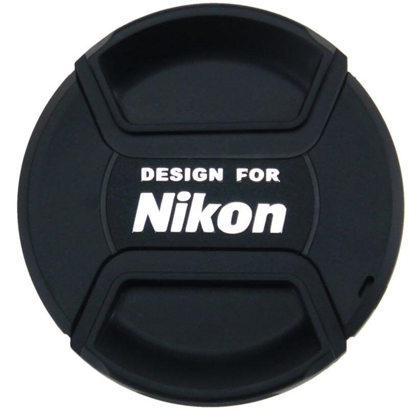 JD Коллекция Стандартный объектив Nikon размером 52 мм Крышка объектива крышка для объектива jjc jjcl r14