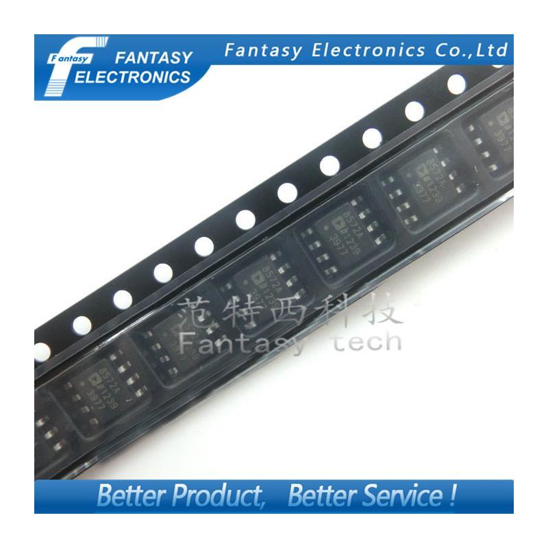IC free shipping 10pcs ad8572ar