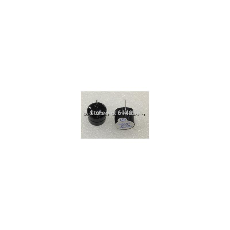 IC 110db loud security alarm siren horn speaker buzzer black red dc 6 16v
