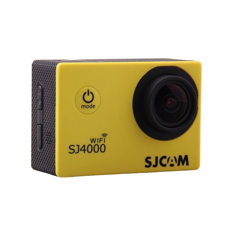 EACHSHOT sjcam sj4000 WiFi - желтый