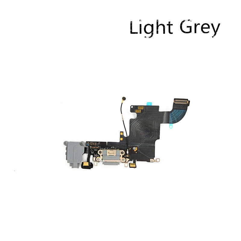 jskei Серый usb зарядное устройство док станция для зарядки порт flex кабель для samsung galaxy tab 4 sm t530nu