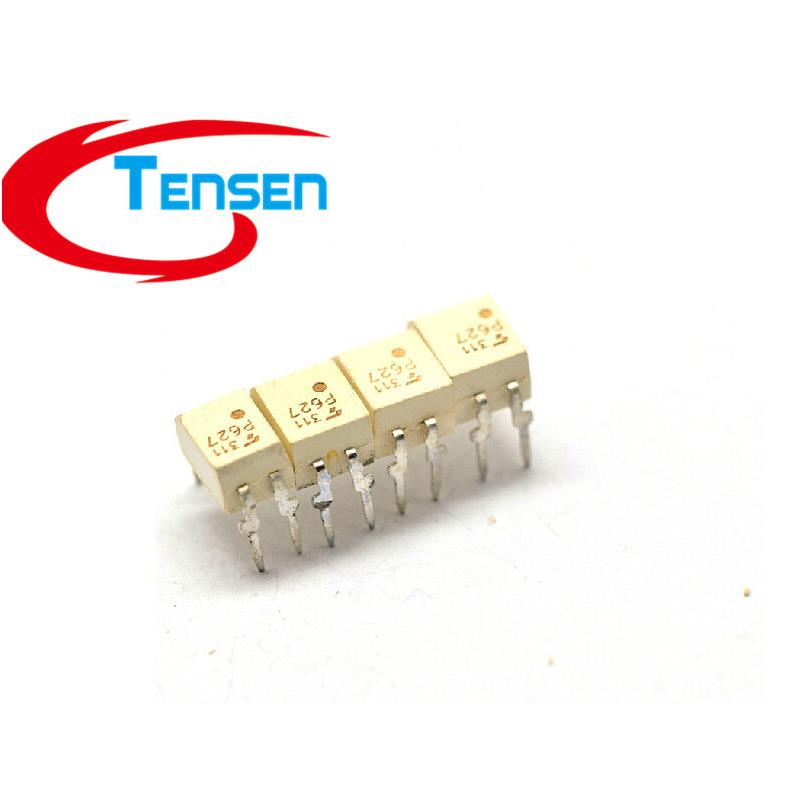 IC 10pcs lot optical coupler oc tlp281gb tlp281 1gb sop 4 optocoupler integrated circuit freeshipping
