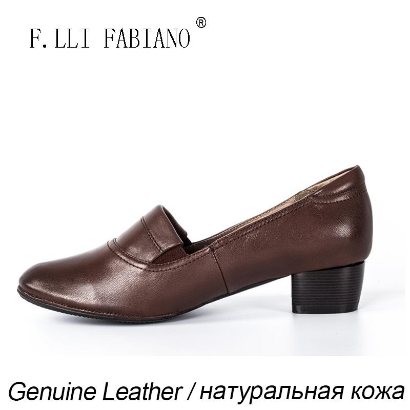 Женская обувь женская обувь женская кожа тонкая кожа FLLI FABIANO фото