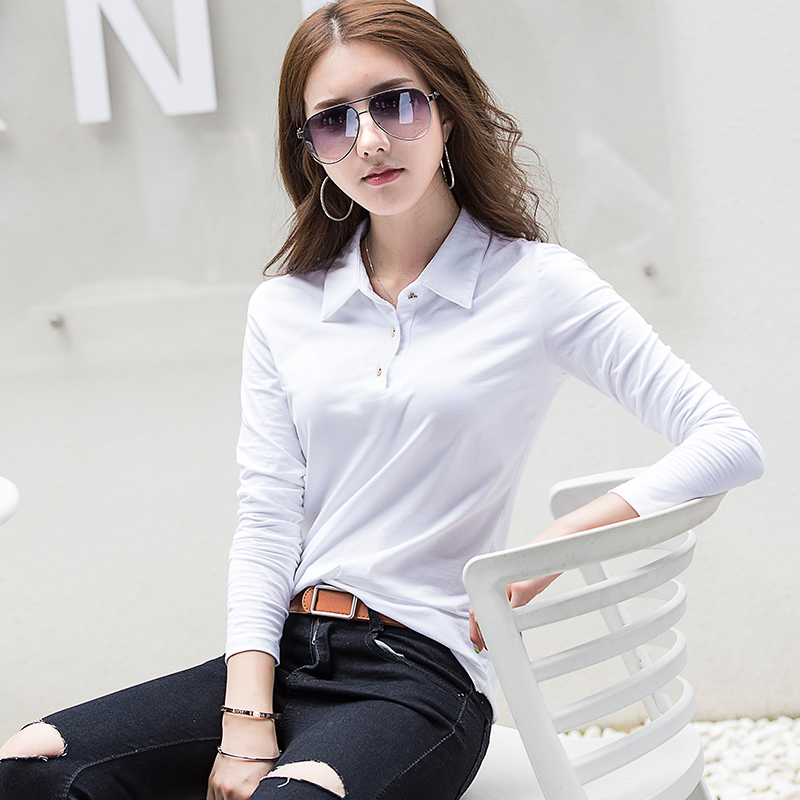 qianmeigui Белый Номер XL yu zhaolin с длинными рукавами рубашки мужской бизнес случайный цвет сплошной рубашки c002 темно зеленый 180 xl