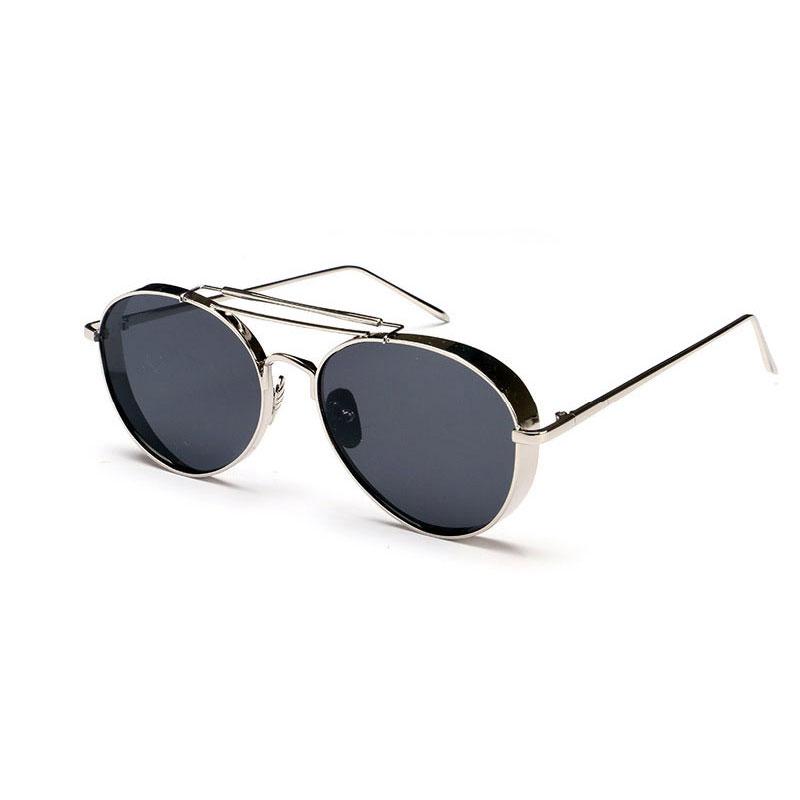 LIKEU S NO2 Black &amp продолговатый Солнцезащитные очки от бренда