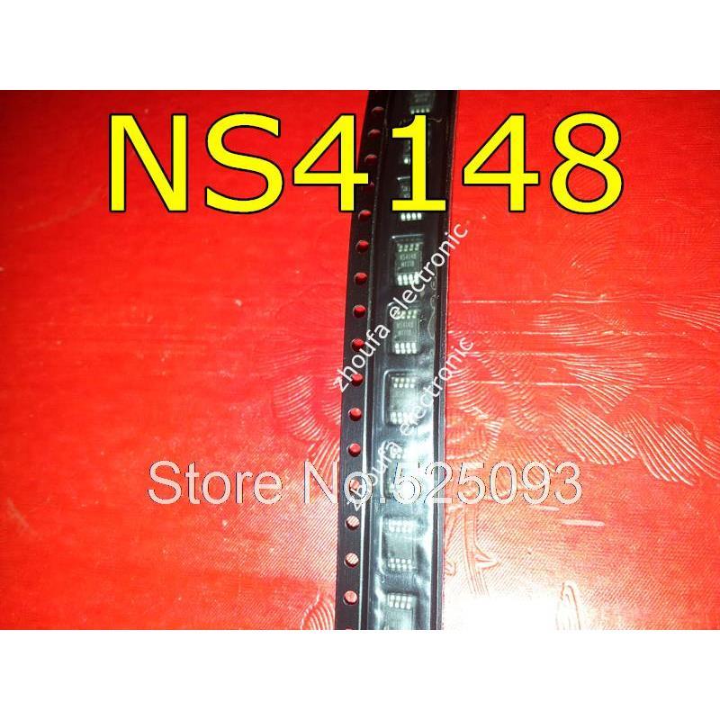 IC 50pcs lot ns4148 msop8