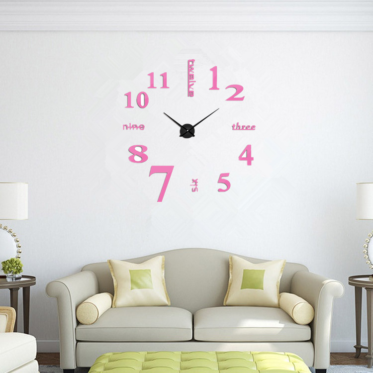 suwumu Розовый цвет настенные часы sinix 501 p