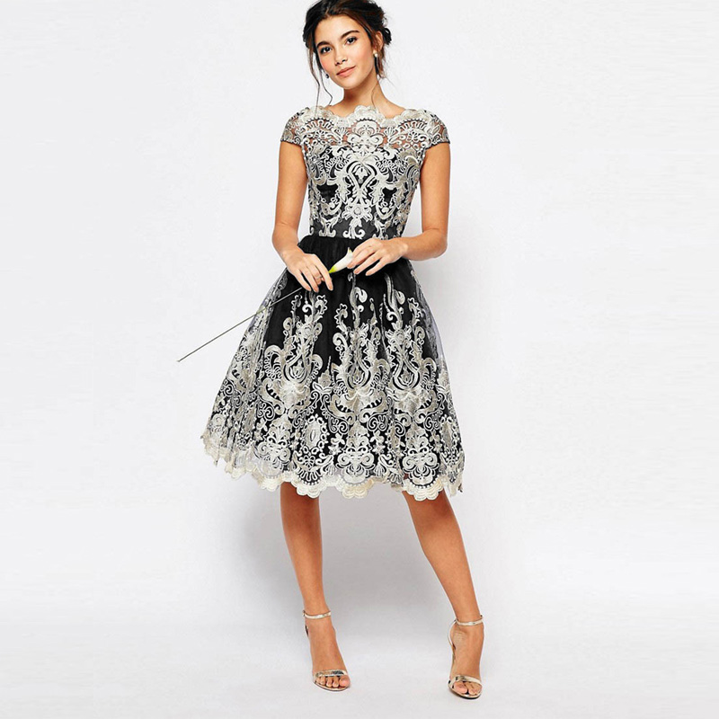 Lememogo черный S женское платье s