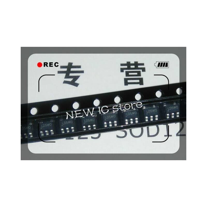 IC free shipping 100pcs lot cr6853 sot23 making 6853i34 14 100%new ic