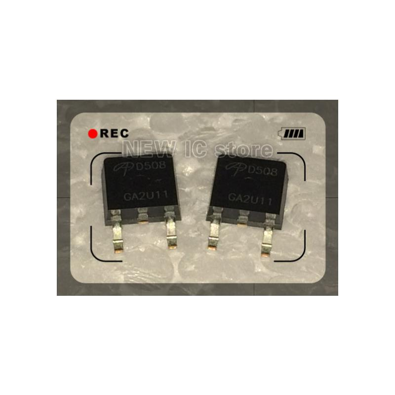 IC 100pcs lot aod508 d508 to 252 free shipping new ic
