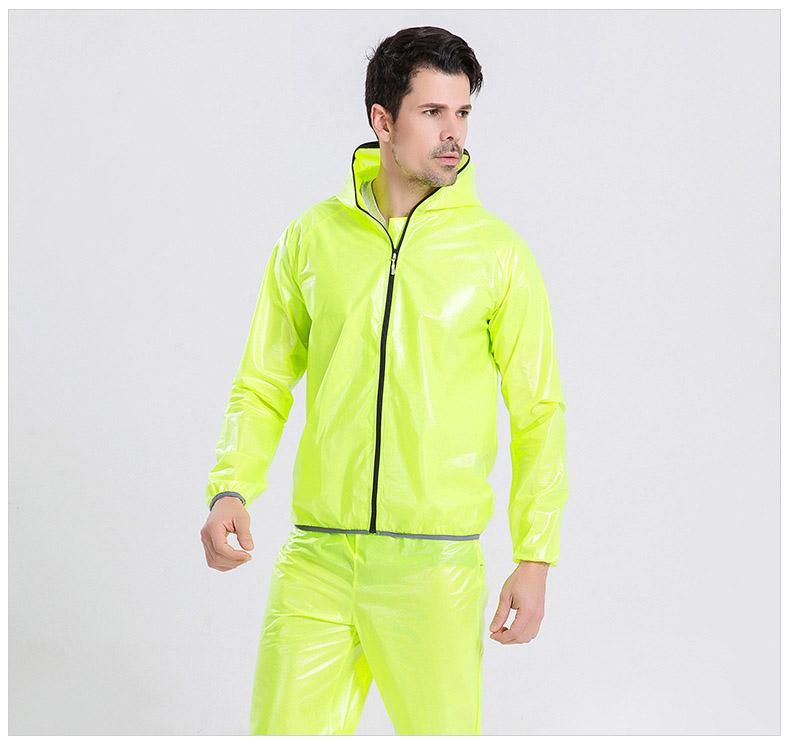 Одежда для велоспорта Sisjuly Зеленый M фото