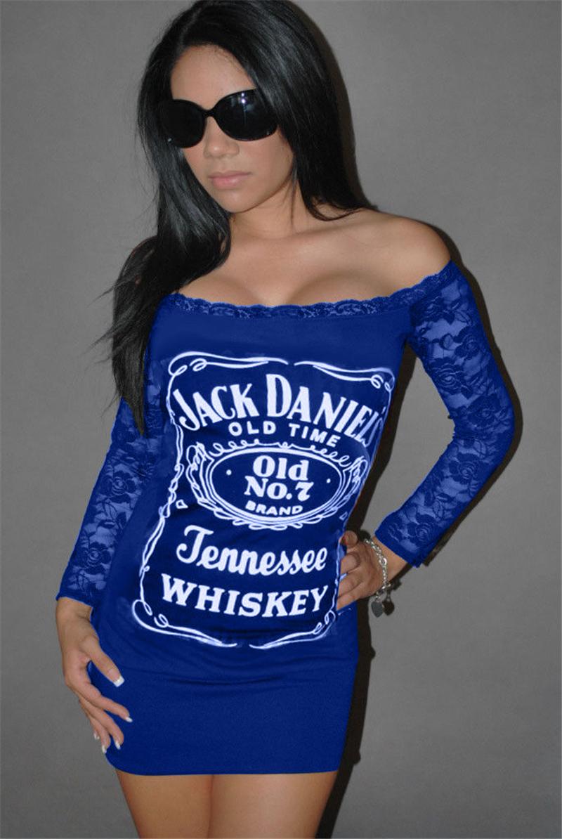 Nulibenna Темно-синий S женское платье s
