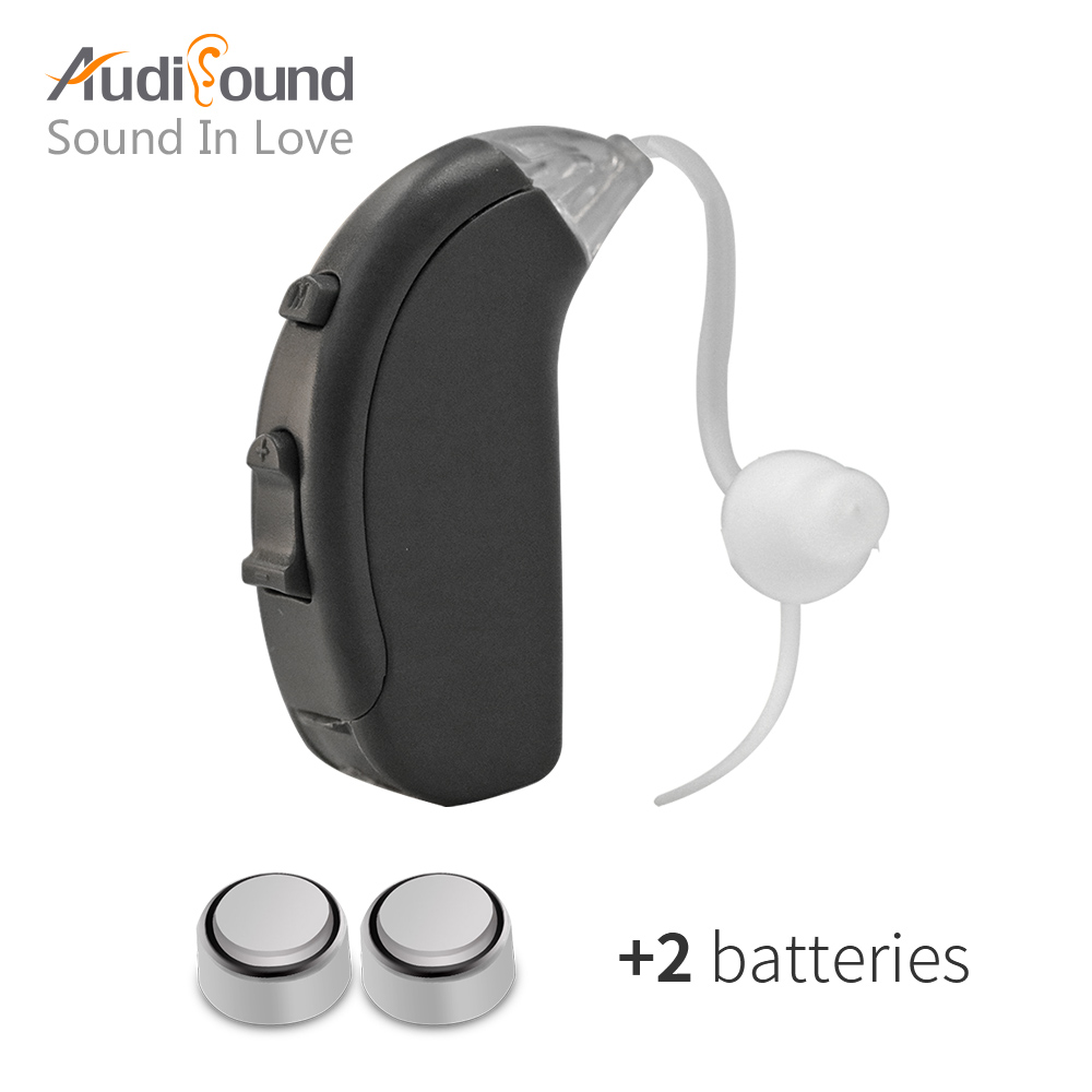 audisound acosound 210 bte hearing aids hearing amplifier digital amplifier bte hearing deaf aids hearing devices for elderly