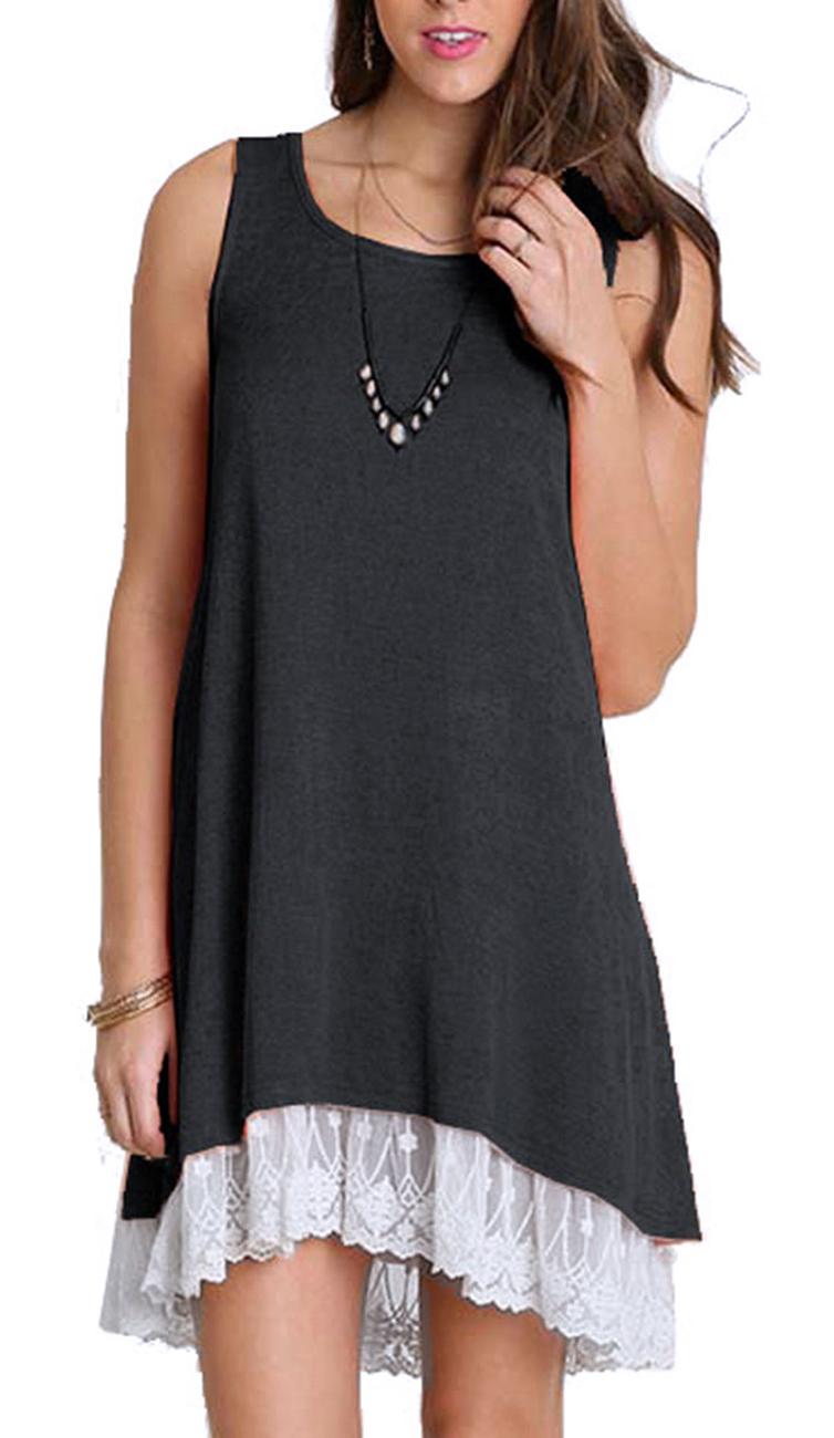 Twippo Черный Номер XXL черное платье карандаш 46