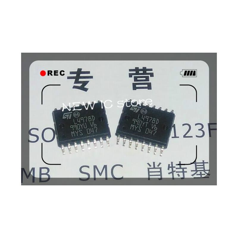 IC free shipping cost l4978d013tr l4978d st sop16 l4978 20pcs lot ic chip