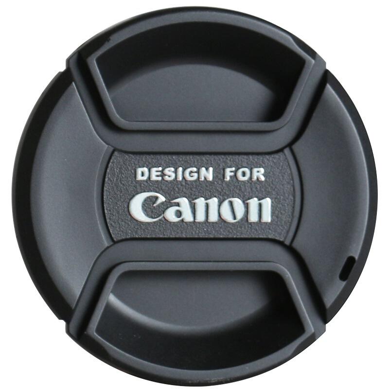 Радость JD Коллекция Стандартный объектив Canon 58мм Крышка объектива фото