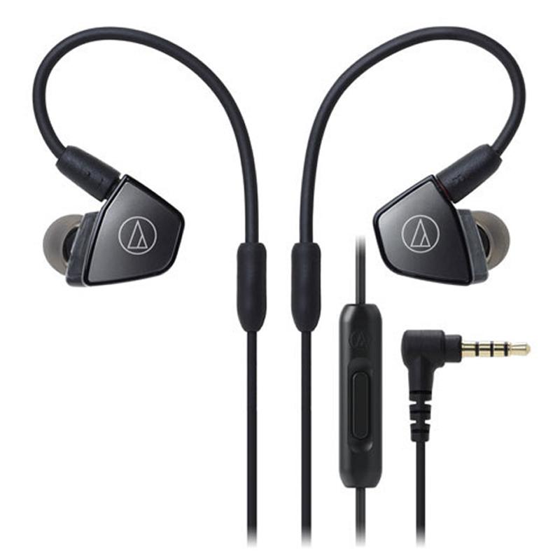 JD Коллекция LS300iS трехкомпонентное движущееся железо дефолт audio technica audiophile open air headphones