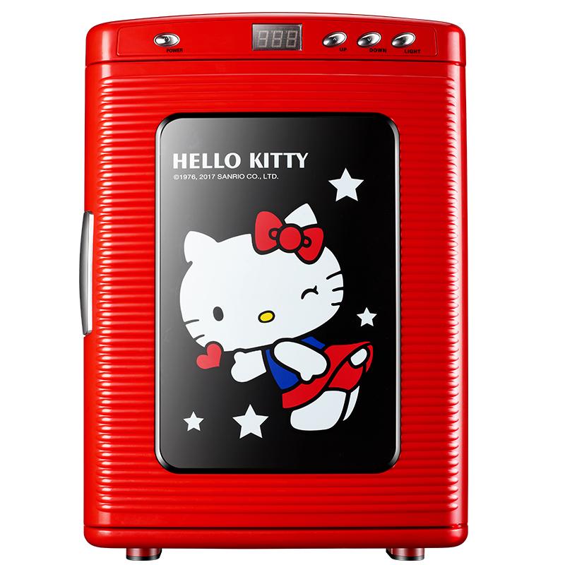 JD Коллекция Hello Kitty 25L автомобильный холодильник дефолт автомобильный холодильник waeco icebox 13л
