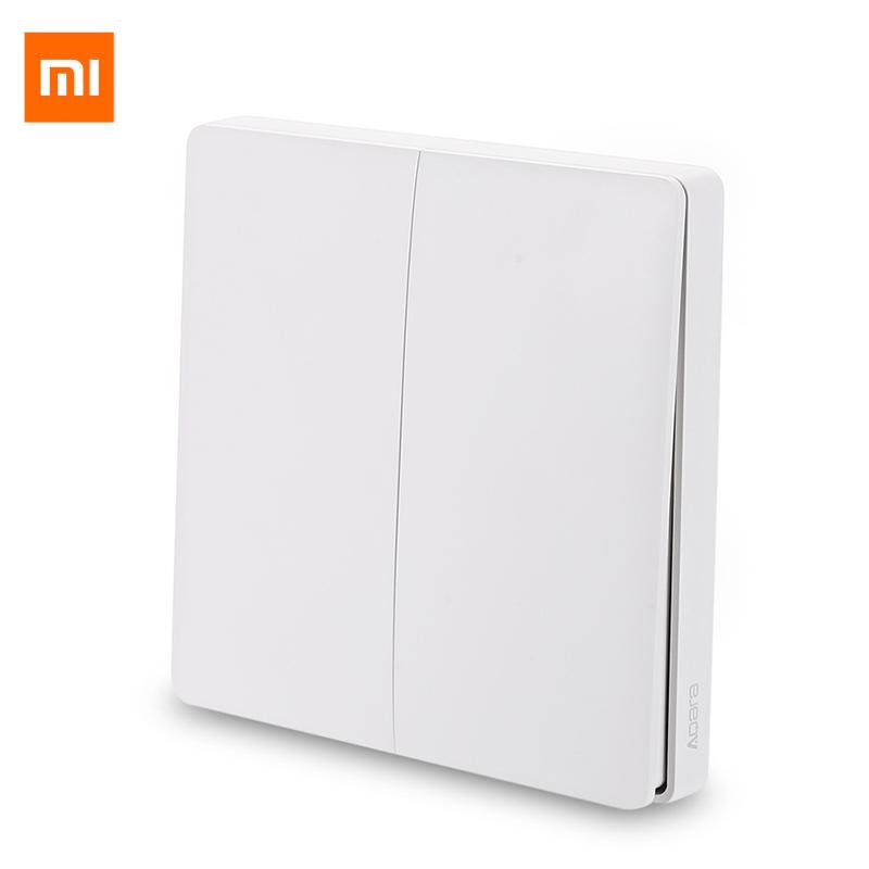 Mi White xiaomi aqara smart wireless switch