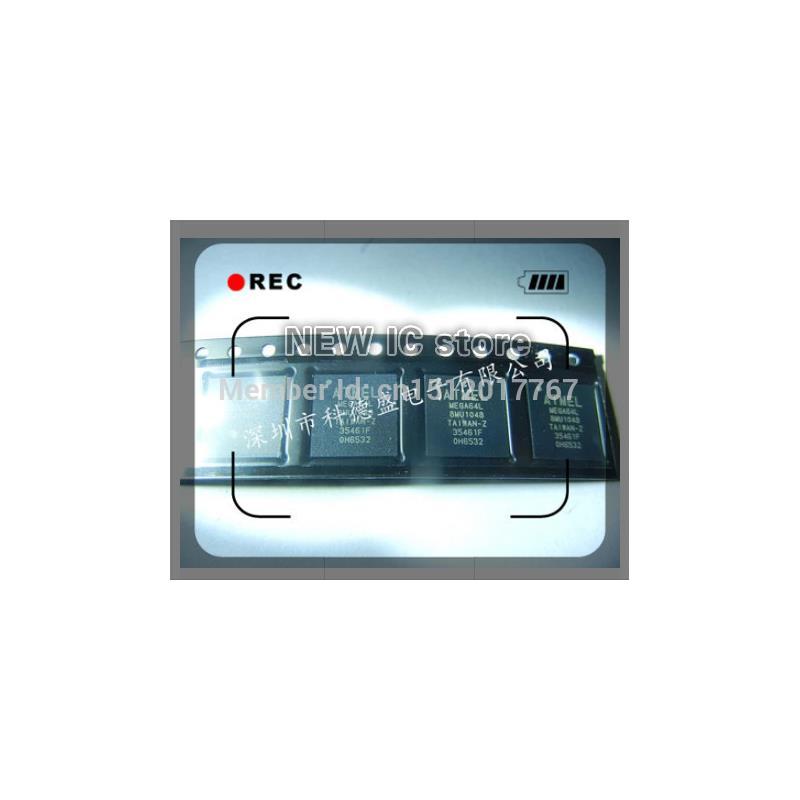 IC free shipping 10pcs atmega64l 8ai atmega64l8ai atmega64l qfp new original