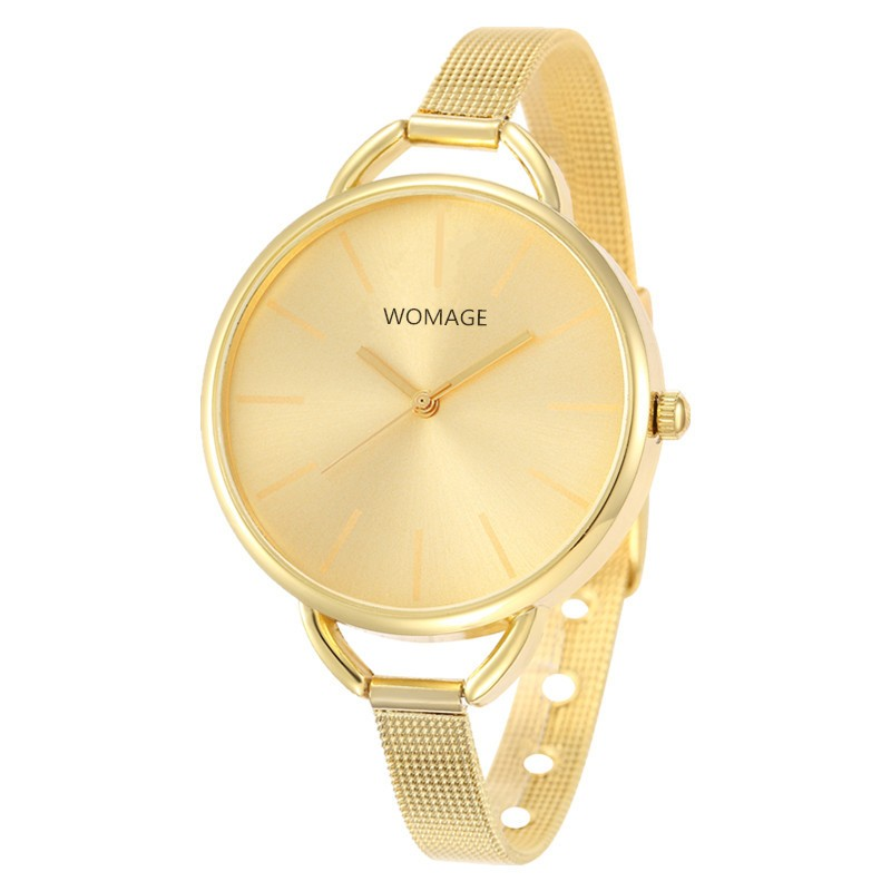 TIMARCO Золотой цвет women watches women top famous brand luxury casual quartz watch female ladies watches women wristwatches relogio feminino k8453