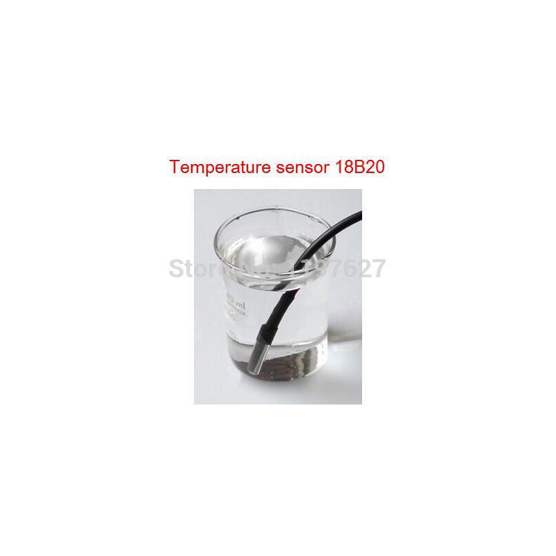 IC ds18b20 temperature measurement module blue