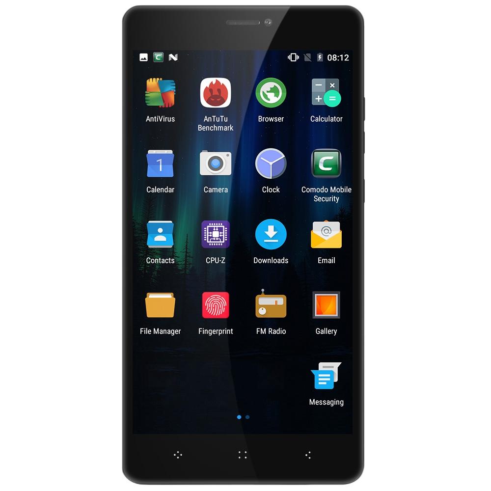 Elephone черный Стандарт ЕС смартфон elephone s7 4g