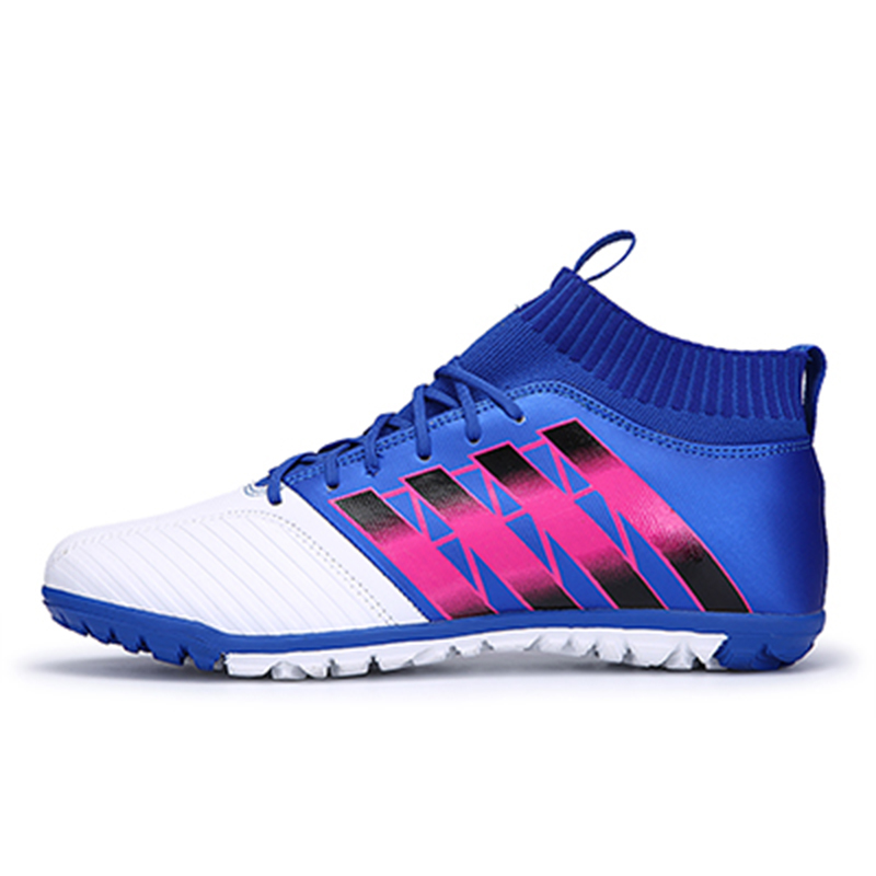 Sisjuly Синий 37 tiebao c13135c professional men indoor football boots turf athletic racing soccer boots training football shoes