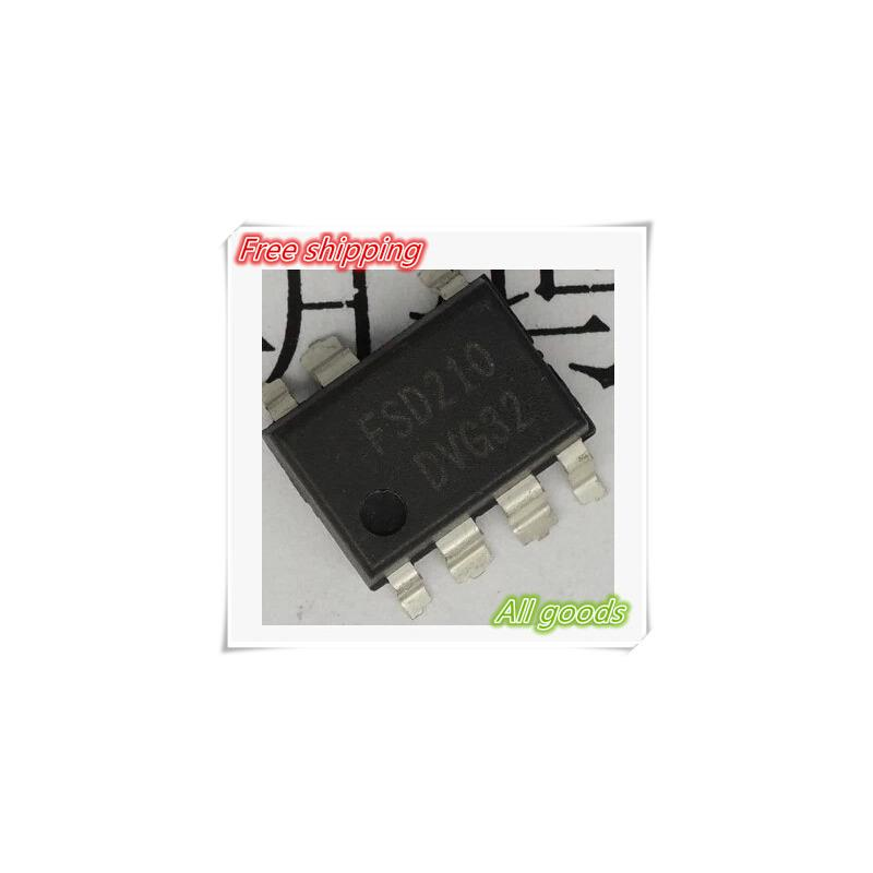 IC free shipping 40pcs fsd210 induction cooker ic good quality 7pin and 8pin can offer