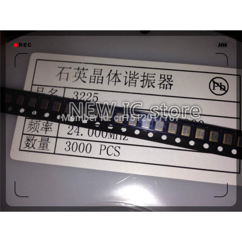 IC smd osc 5032 5 3 2mm 24mhz 24m 24 000mhz