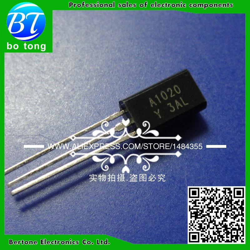 IC 100pair 2sa1013 2sc2383 a1013 c2383 200pcs to 92l
