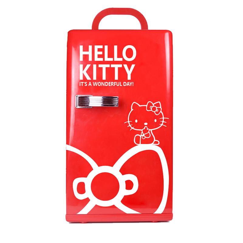 JD Коллекция Hello Kitty 12L автомобильный холодильник дефолт автомобильный холодильник waeco icebox 13л