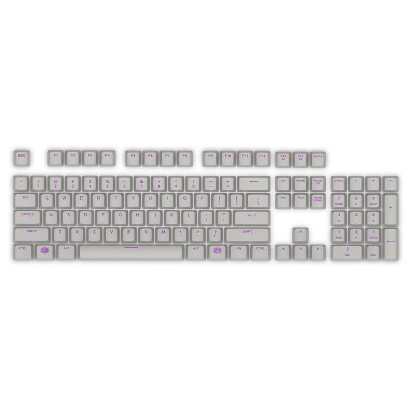 JD Коллекция Default дефолт carbon 125 key pbt keycap dye sublimated korean typeface cherry mx switch keycap for mechanical gaming keyboard