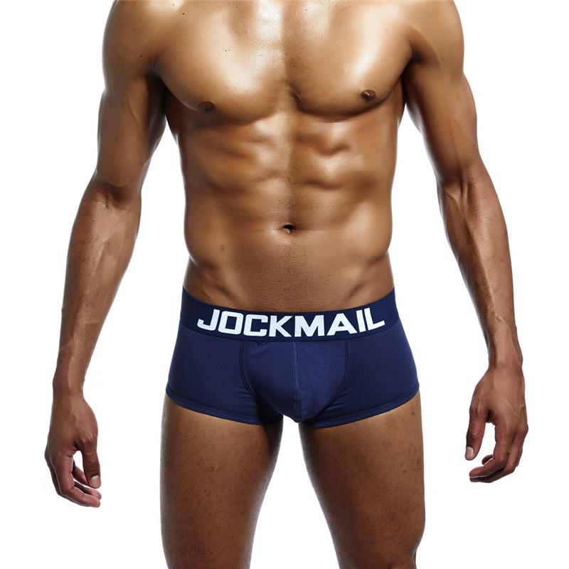 JOCKMAIL Тёмный синий цвет Номер М