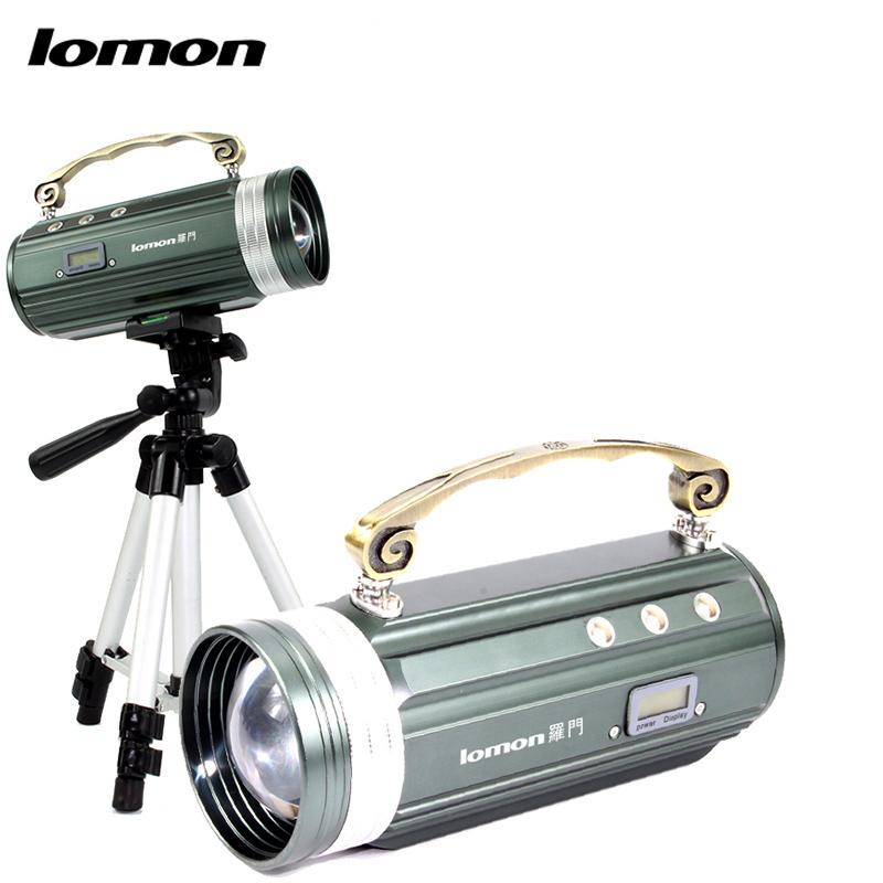 lomon Серый 200m-500m free shipping cree 2000lumens waterproof led flashlight 3 modes mini zoomable led torch penlight lanterna