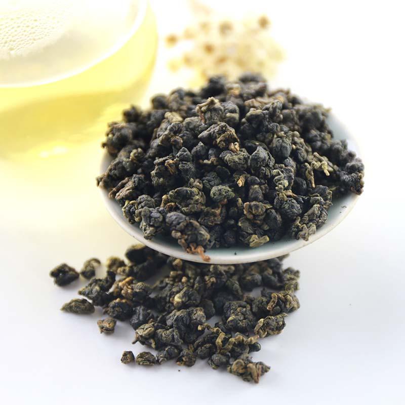 FullChea lancaste молочный улун с малиной чай зеленый листовой 100 г