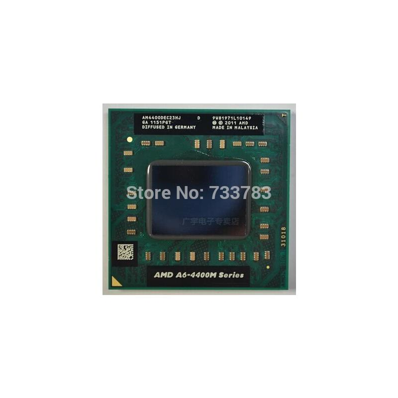 IC 100% new a6 series for notebooks am4455she24hj a6 4455m cpu microprocessor
