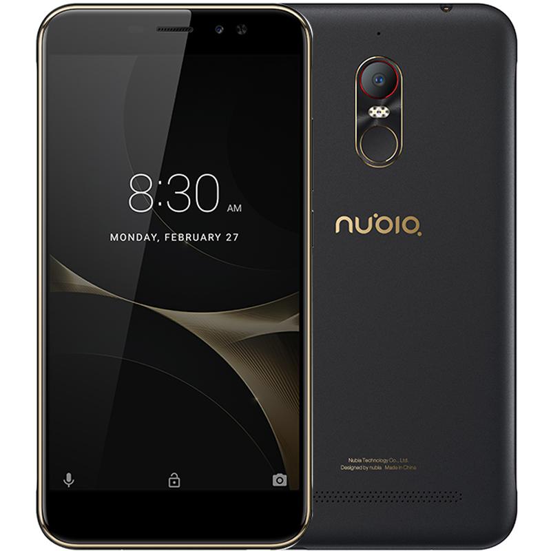 nubia Черный 2GB16GB nubia z11 смартфон