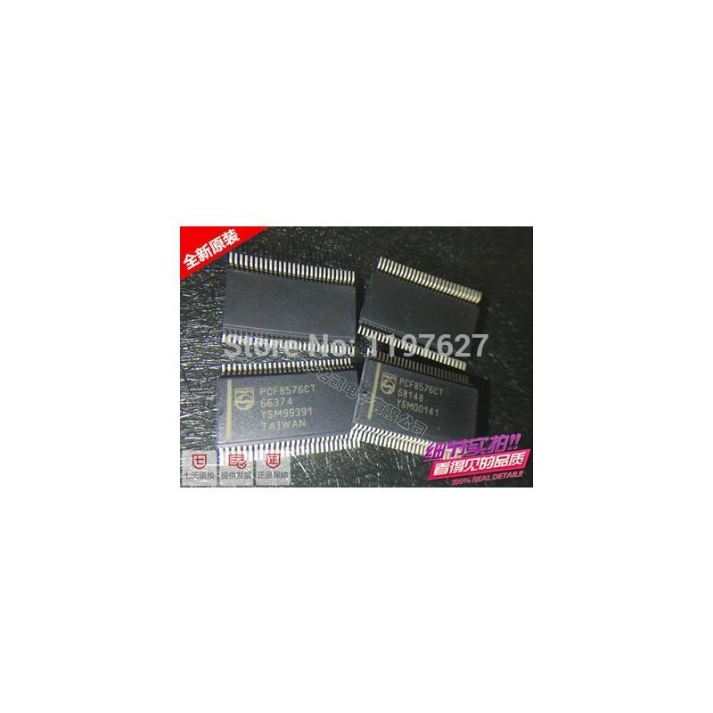 IC free shipping 10pcs pcf8576ct