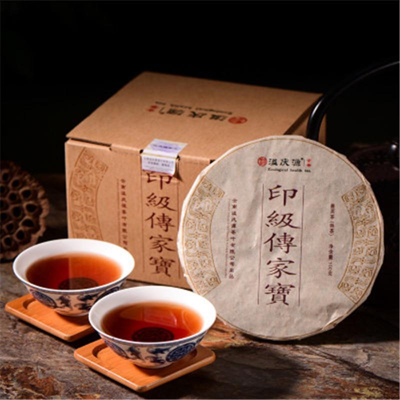 Китай Чай Yunan Puerh да и pu er чай приготовленный чай 40г (25 мешок)