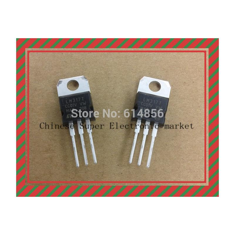 IC lm317t st to 220