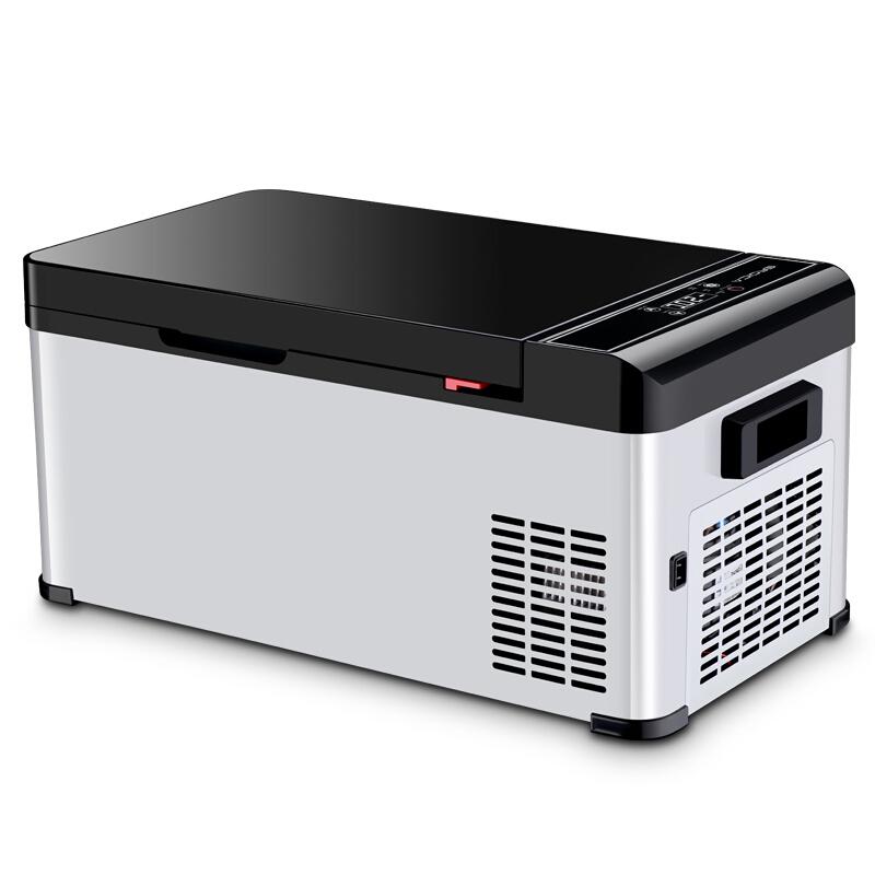 JD Коллекция Q28 272 литра версия APP - двойное использование автомобиля дефолт автомобильный холодильник waeco icebox 13л