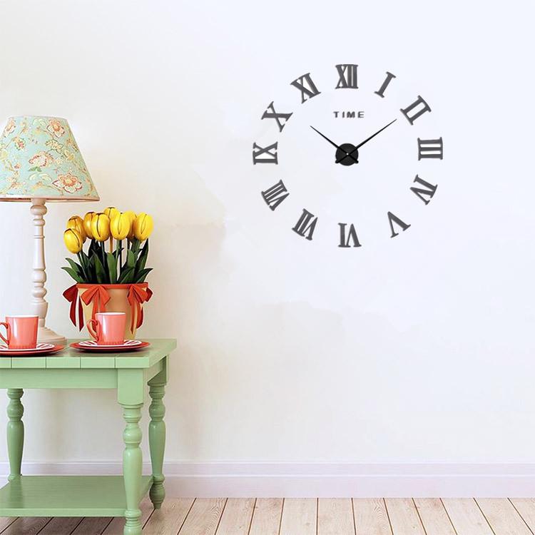suwumu Серый цвет настенные часы русалочка
