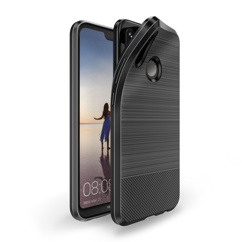 GANGXUN Black смартфон huawei p20 lite black