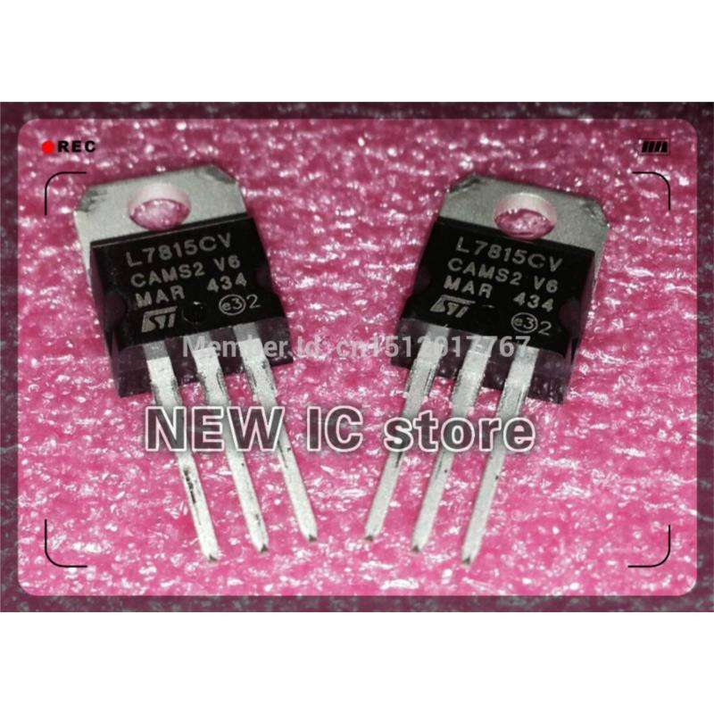 IC l7805cv to220