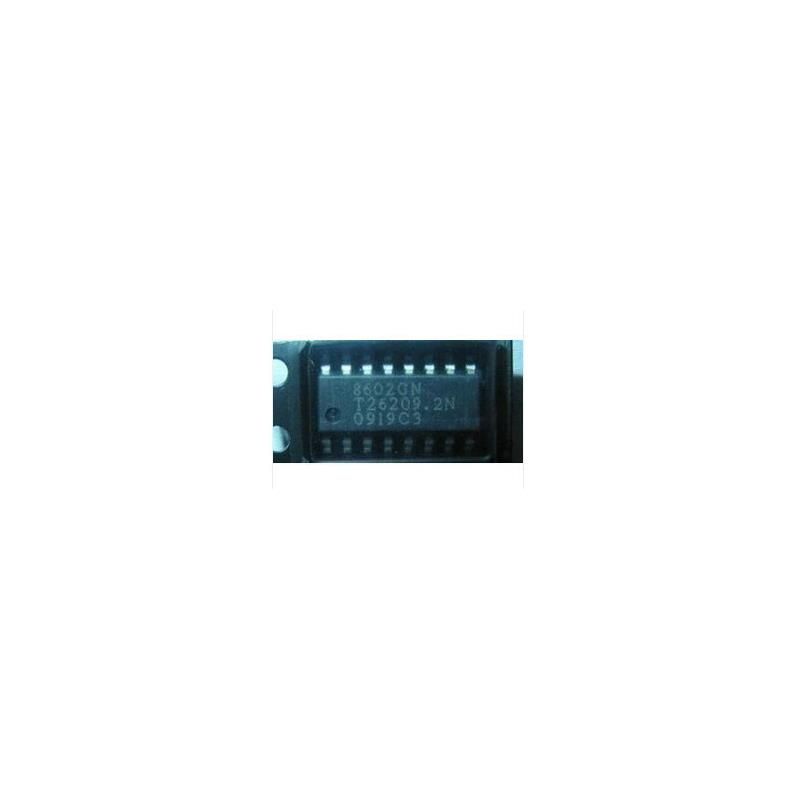 IC free shipping 5pcs 8602gn oz8602gn in stock